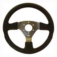 Reverie Rally 350 Carbon Fiber Steering Wheel