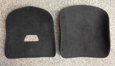Tillett B6, B6 Screamer, B7 & W1i Seat Pads 2-piece Set