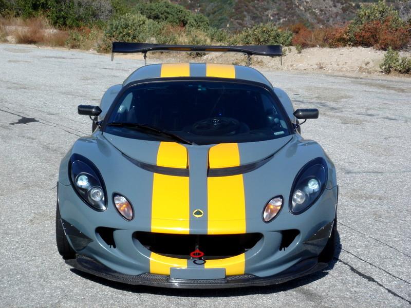 Reverie Lotus Exige front splitter