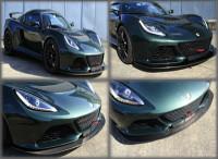 Reverie Carbon Fibre Front Splitter Assembly for Lotus Exige S3 V6