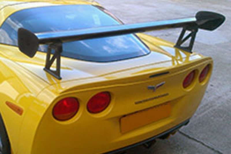 Reverie Corvette C6 Z06 (2005 - 2013) Carbon Rear Wing Kit - 225mm Chord