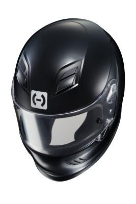 HJC H10 black top