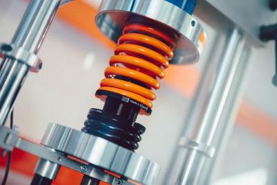 MSS Fully Adjustable Suspension Kit - Under Load Testing