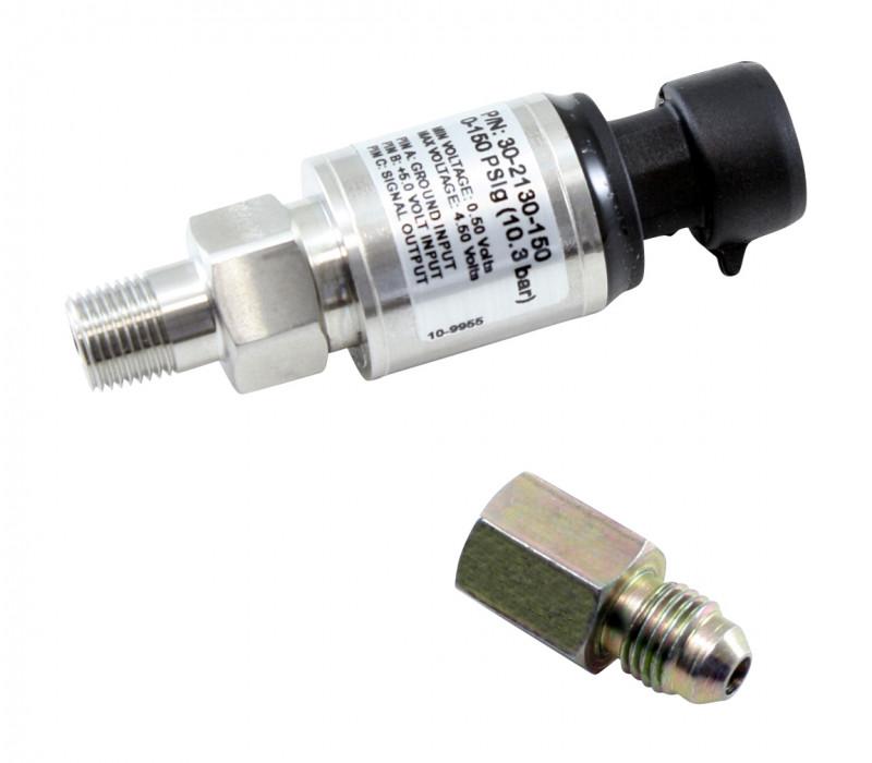 AEM 150 PSIg stainless steel pressure sensor