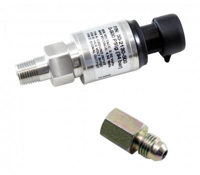 AEM 500 PSIg  Stainless Steel Pressure Sensor Kit